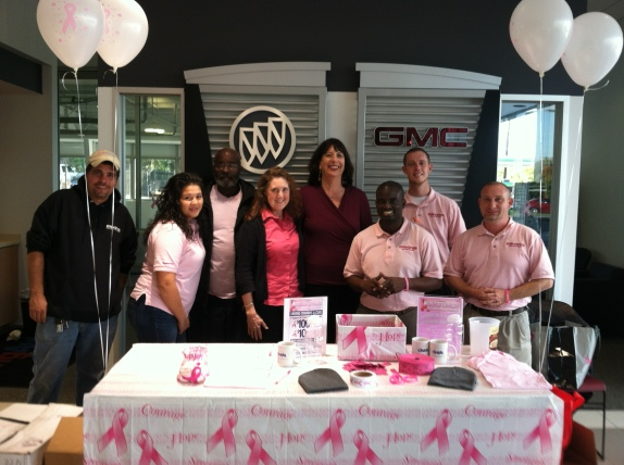 Susan G. Komen Cancer Research Raffle